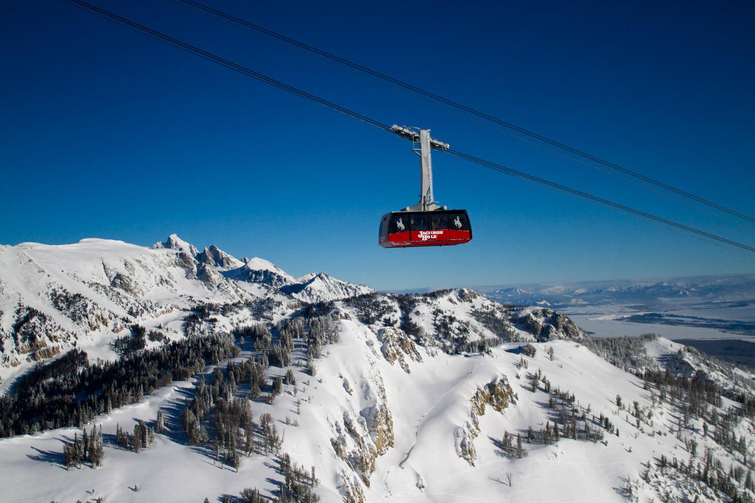 Tram in the sky